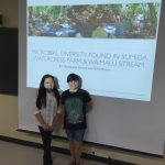 Microbial Diversity Found in Sumida Watercress Farm & Waimalu Stream by Norma-Jean Driscoll and Keisha Rivera