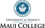 UH Maui College Logo