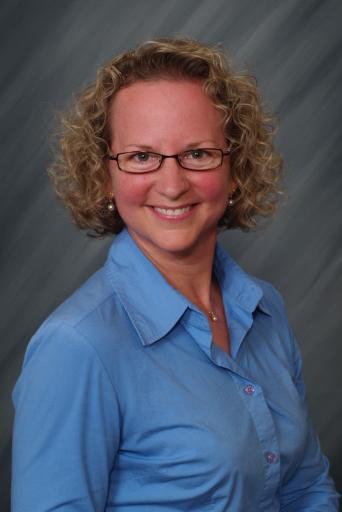 Headshot of Karen Pellegrin