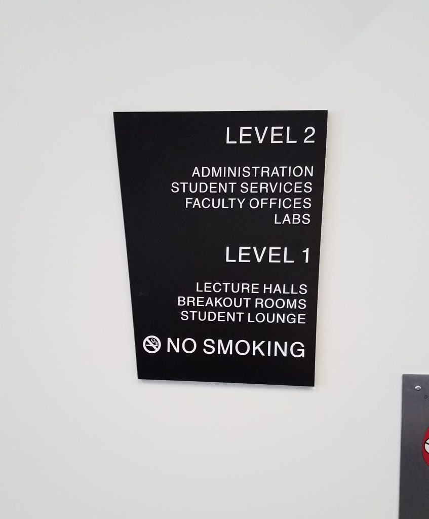 Levels 1 and 2