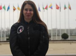 Jonna Ocampo, former LCC INBRE student researcher admitted to Ross University School of Medicne