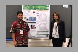 INBRE III students present posters at the Annual Biomedical Research Conference for Minority Students on November 1-4, 2017