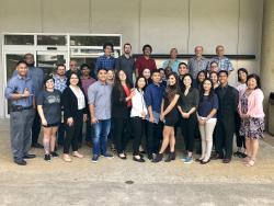 The 5th Annual Leeward CC Undergraduate Research Symposium on August 14, 2018