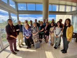 Hawaii INBRE Welcomes Alaska INBRE to the John A. Burns School of Medicine on February 11, 2020
