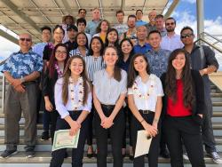The 6th Annual Leeward CC Undergraduate Research Symposium on August 8, 2019