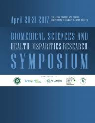 2017 Biomedical Sciences & Health Disparities Symposium Awards and Program