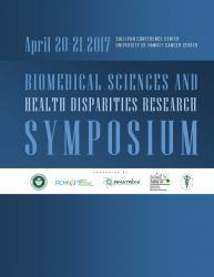 2017 Biomedical Sciences & Health Disparities Symposium Awards and Program