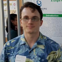 Erik Henze, B.S. Biochemistry, 2016 (mentor Dr. Yongli Chen)